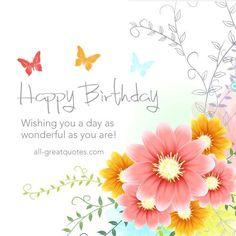 birthday birthday greetings Happy Birthday Free Birthday C Facebook Birthday Cards, Free Birthday Card, Birthday Clips, Birthday Love, Vintage Birthday, Cake Birthday, Birthday Ideas, Birthday Gifts, Party