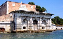 Sistema difensivo della laguna di Venezia - Wikipedia
