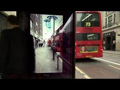 Unbelievable Augmented Reality Bus Shelter by Pepsi Max. Shot for Pepsi UK Street Marketing, Guerilla Marketing, Viral Marketing, Pepsi, Coca Cola, Bus Stop, Bus Shelters, New Bus, London