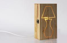 Box lamp 3