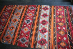 Old Sivas Tokmakli Kilim Kilims, Old Ones, Bohemian Rug, Hand Weaving, Wool, Rugs, Antiques, Cotton, How To Make
