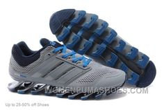 http://www.womenpumashoes.com/adidas-mens-running-shoes-springblade-drive-3-grey-blue-authentic.html ADIDAS MEN'S RUNNING SHOES SPRINGBLADE DRIVE 3 GREY BLUE AUTHENTIC Only $67.00 , Free Shipping!