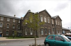 George Muller's orphanage in Bristol.