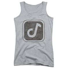 Concord Music Group: Concord Symbol Junior Tank Top