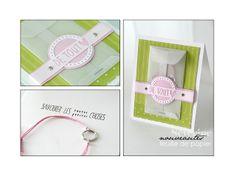 Feuille de papier - Séverine - For a little gift