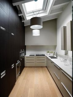 cucina mansarda Dentro Casa