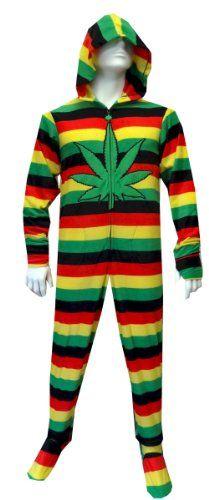 Weedman Route 420 Adult Footie Onesie Pajamas with Hood (Large) WebUndies,http://www.amazon.com/dp/B00BLXHU94/ref=cm_sw_r_pi_dp_kQzXrb288D0B46A2