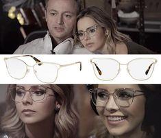Quem assistiu o #EpisodioAreia da #webserie da @sandyoficial #NósVozEles e se apaixonou pela armação que a cantora usou?! 😍❤️ O modelo é o… Sunnies, Glasses Trends, Cute Glasses, Look Chic, Eyeglasses, Eyewear, Clothes, Beauty, Blind