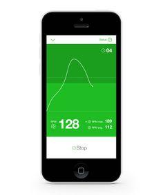 MySpiroo Medical device & Mobile App | Industrial Design + Mobile User Interface Design