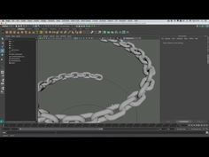 Maya 2016 Ext 2 Tutorial - Using MASH with CurveWarp - YouTube