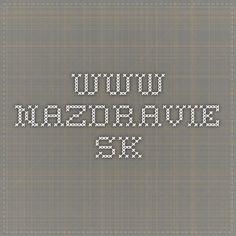 www.nazdravie.sk