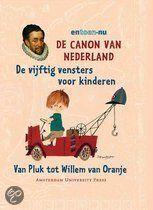 Met dit boek kan ieder kind thuis en in de klas op ontdekkingsreis door de geschiedenis van Nederland. 'De canon van Nederland - De vijftig vensters voor kinderen' gaat over mensen en gebeurtenissen uit de Nederlandse geschiedenis die elke Nederlander zou moeten kennen.
