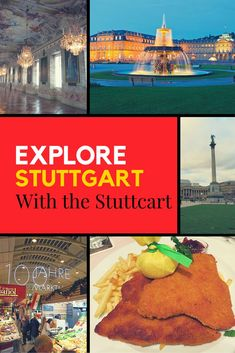 Stuttgart in southwest Germany is a wonderful place to visit anytime of year. Explore Stuttgart with the Stuttcard & you'll see all top attractions & save.