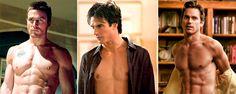 '50 sombras de Grey': ¿Matt Bomer, Ian Somerhalder o Stephen Amell como Christian? - Noticias de cine - SensaCine.com