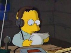Ham Radio TV Cartoon References