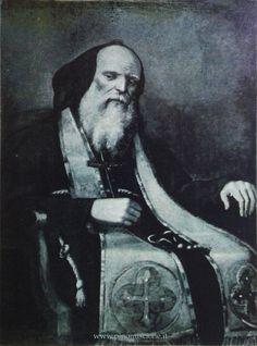 Padre Raffaele da Sant'Elia a Pianisi (1816-1901), dimorò nel Convento di Larino e nel 1840 vi venne ordinato sacerdote