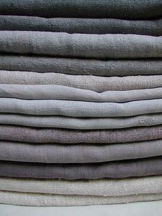 ♂ Grey Linen - Hemp official house design palette heather grey off white