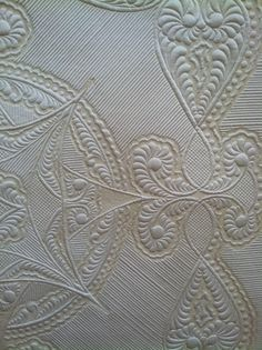 whole cloth challenge by Machine Quilting Unlimited - quilted by Lisa Hagstoz Calle - WOW!!!  [More pix if you click through]