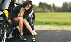 Lamborghini & Girls