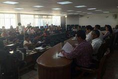La Rectoría lamenta que los representantes del Sindicato Único de Empleados de la Universidad Michoacana no hayan asistido a la reunión que se había convocado para solicitar el apoyo de ...
