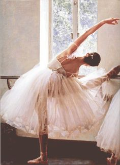 there is nothing more beautiful then ballet