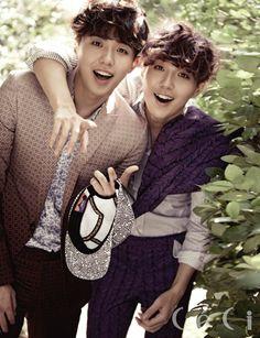 So Ryong and Dae Ryong the Tasty Twins! OMG their sooooo CUTE!!!!!!!!!!! #Tasty2