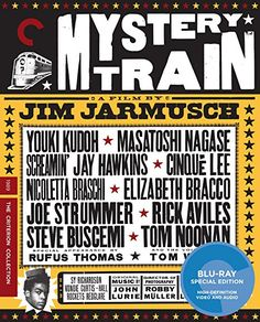 Mystery train [videorecording] / Janus Films ; JVC presents an M.T.I. production ; Mystery Train, Inc. ; executive producers, Kunijiro Hirata, Hideaki Suda ; producer, Jim Stark ; a film by Jim Jarmusch ; written and directed by Jim Jarmusch
