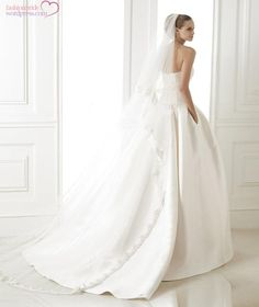 Pronovias Costura 2015 Spring Bridal Collection