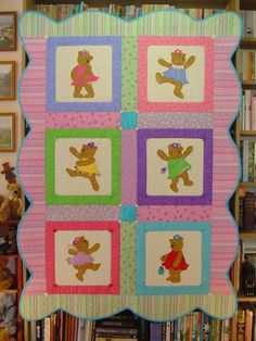 Girl Quilt Patterns | Girls' Night Out Quilt Pattern