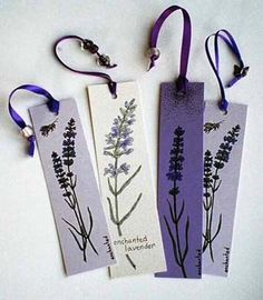 Creative bookmark designs