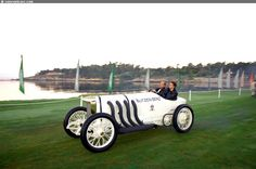 Aero-Engined Vintage Racers - THE H.A.M.B.