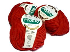 Berroco Pronto (discontinued suede-like cotton/acrylic blended yarn)