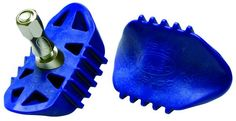 LiteLoc Rim Locks - One piece molded design made from special high-strength nylon composite material.