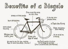 My exact thoughts after getting my car inspected. A bike is so much better!
