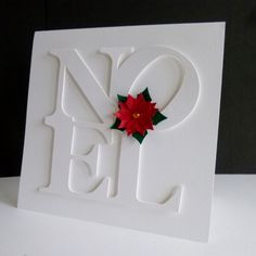 Splitcoaststampers FOOGallery - Single Poinsettia