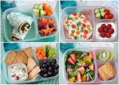 Healthy Lunch Ideas: Load Up With Healthy Lunches From The Healthy Lunch Challenge