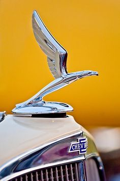 1933 Chevrolet Hood Ornament