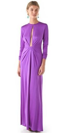 $775.00  ISSA Slit Front Maxi Dress , FASHIONISTA WORLD.to buy just click on amazon here http://www.amazon.com/gp/product/B0089XS2QE?ie=UTF8=213733=393177=B0089XS2QE=shr=abacusonlines-20&=apparel=1372397002=1-386=shopbop