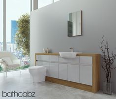LARGEST ONLINE BATHROOM FURNITURE SPECIALIST. 1900mm Including 50mm Wrap - Base Units. Our extensive range of bathroom furniture and accessories puts a premium on quality and finish. A combined 35 years of experience in design and production enables us to create beautifully functional bathrooms using the very latest in modern technology. | eBay!