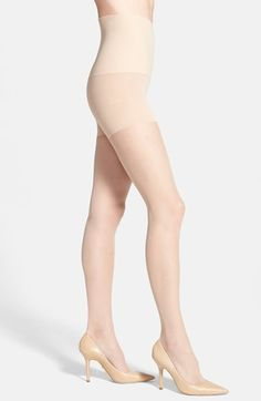 dc024f5a9847d Commando The Keeper Control Top Pantyhose