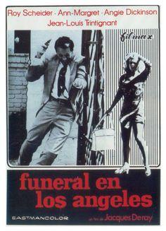 1972 - Funeral en Los Ángeles - Un homme est mort - tt0070083