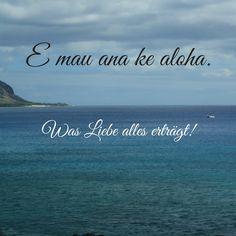 Noho me ka hau'oli • Sei glücklich ~ Hawaiianisches ...