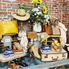 Spring shopping, photo by @latedagirls  Photo posted by VisitNevadaCity in La Te Da with @visitnevadacity, and @latedagirls.