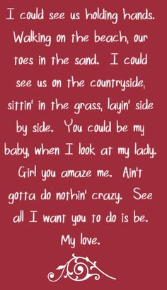 Justin Timberlake - My Love - song lyrics, song quotes, songs, music lyrics, music quotes,