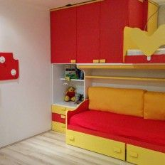 Should I purchase a bunk bed for my children? – Bunk Beds for Kids Childrens Bedroom Furniture, Kids Room Furniture, Kids Bedroom, Funky Bedroom, Modern Bedroom, Modern Bunk Beds, Kids Bunk Beds, Loft Spaces, Space Saving