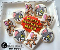 Tom & Jerry   Flickr - Photo Sharing!http://customcookiesbyjill.com/