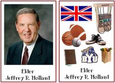 Getting to know the General Authorities - General Conference Memory Game