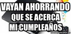 #Cumpleaños #pronto