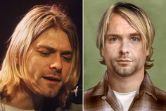 What would Kurt Cobain look like if were still alive