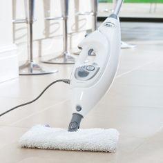 Shark Steam Pocket Mop Lift Away S3901; Unieke elektronische 2-in-1 Shark stoomreiniger voor een veelvoud van toepassingen.